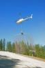 Helikoptereinsatz - Val Fiorentina